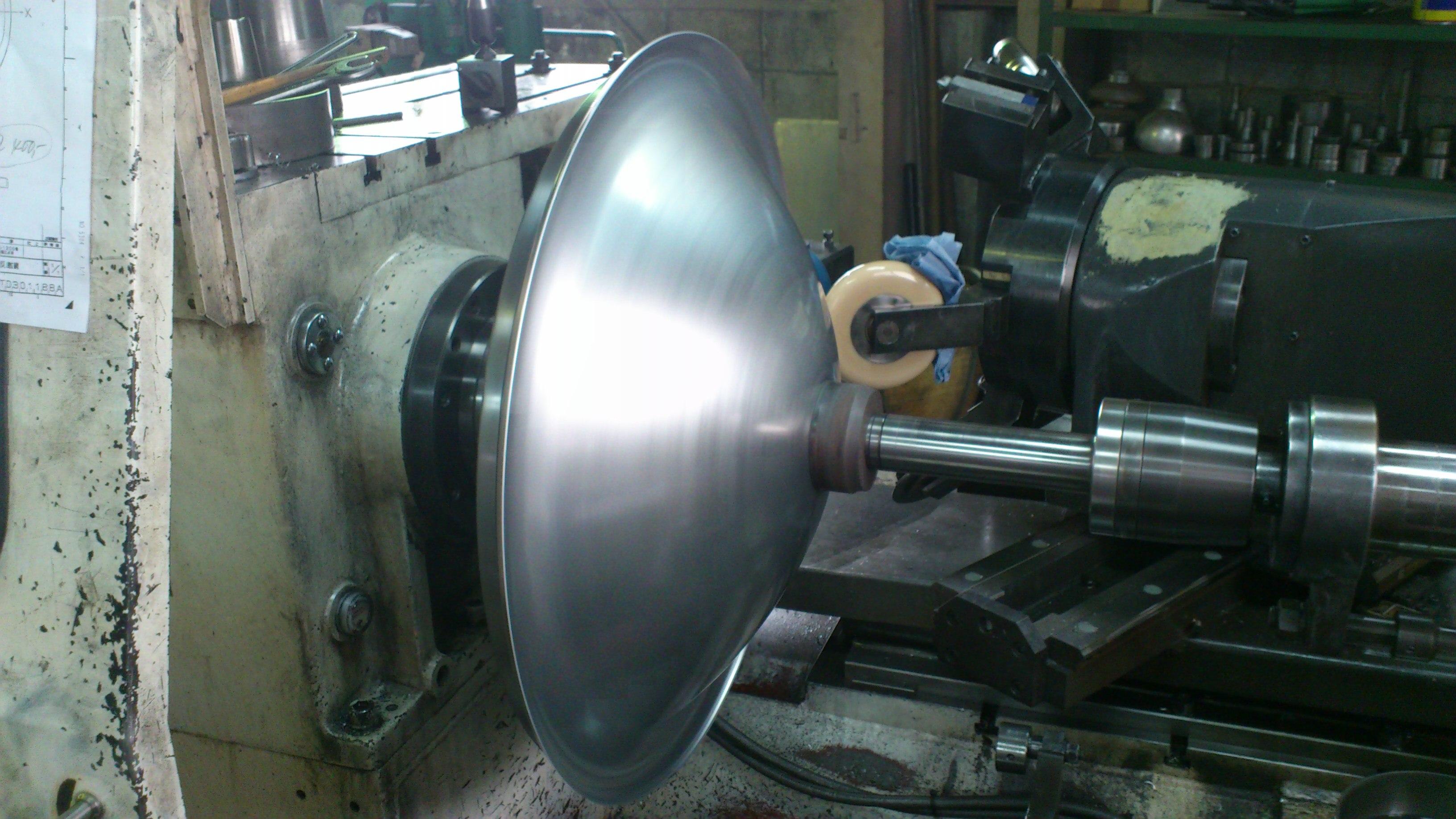 アルミ反射鏡